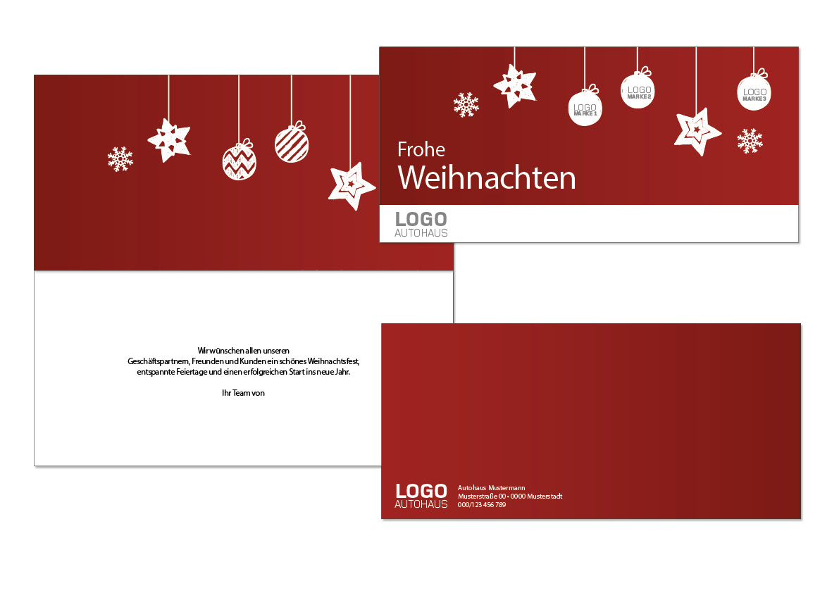 weihnachtskarten logo my blog. Black Bedroom Furniture Sets. Home Design Ideas