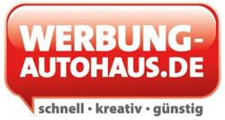 Werbung für Ihr Autohaus schnell, kreativ und günstig